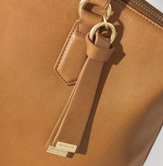 All in the details: luxe leather and modern minimalism