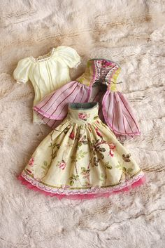 Dress Set ≈ Primrose Francesca ≈
