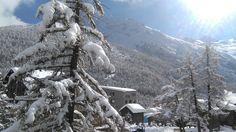 Traumhaft schön Saas Fee, Mount Everest, Mountains, Nature, Travel, Winter Landscape, Nice Asses, Naturaleza, Viajes
