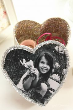 DIY Valentine's Day Trinket Box from The Girl Inspired | Make your own Keepsake Box