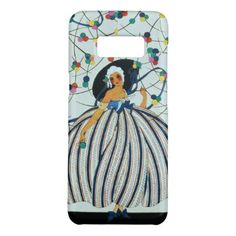 WHIMSICAL YOUNG GIRL  / Beauty Fashion Case-Mate Samsung Galaxy S8 Case - wedding party gifts equipment accessories ideas