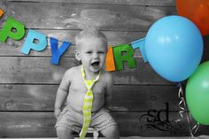 1st birthday pictures!
