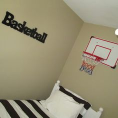 roommom27 Basketball room
