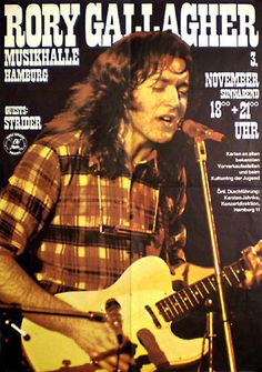 Rory Gallagher '73