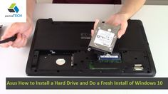 This video shows you how you can upgrade or install a fresh to Windows 10. This video goes through the entire process of how to install a Hard Drive or Solid State Drive, set-up the BIOS options so its ready for install and then explains how to do a fresh install of Windows 10.   It also explains what type of HDD (Hard Drive) or SSD (Solid State Drive) you can purchase to give you an idea of what your upgrade opitions are.