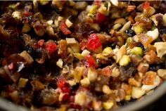 How to make Eggless Fruit Cake at home