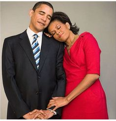 President Obama and First lady Michelle Obama what a awesome couple!!!