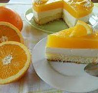 Irrésistible gâteau a l'orange