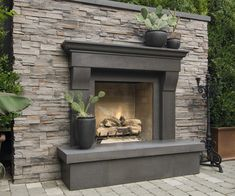 Solus Decor - Concrete Fireplaces, Firepits and Tiles - Spring Newsletter 10