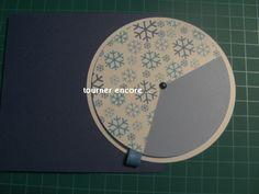 moving circle card - tuto