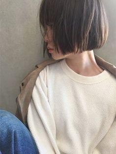 【Lomalia表参道/原宿】小顔に見えるクリアベージュボブ - 24時間いつでもWEB予約OK!ヘアスタイル10万点以上掲載!お気に入りの髪型、人気のヘアスタイルを探すならKirei Style[キレイスタイル]で。