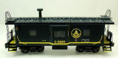 O K Line B O C2889 Bay Window Caboose Freight Car K612 1091 | eBay