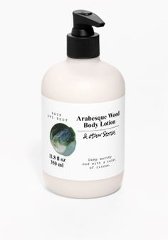 & Other Stories | Arabesque Wood Body Lotion