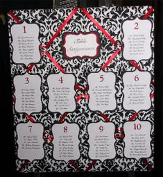 my purple wedding elegant table seating chart for wedding by paracosm on etsy wedding pinterest table seating chart elegant table and seating