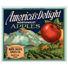 vintage fruit posters - Google Search