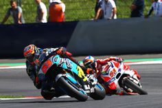 From Vroom Mag... Tito Rabat adds to his championship points in Austria