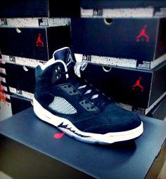 competitive price ff01d a7b40 Air Jordan 5 Oreo!