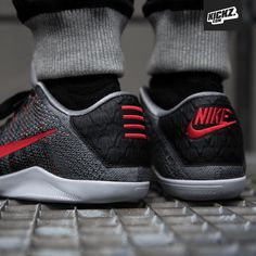 newest cde73 7eda5 Kobe Bryant teamed up with Tinker Hatfield for the installment of the Nike  Kobe XI Elite Low Muse Pack. KICKZ · BASKETBALL SHOES
