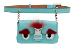 For its next trick, Fendi will turn its micro bags into fanny packs.