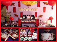 decoparty chinesse