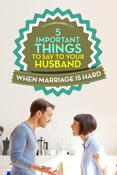 """When Marriage Is Hard 