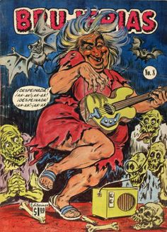 Comic Covers, Retro, Folklore, Legends, Horror, Comic Books, Cartoon, Halloween, Fictional Characters