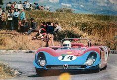 14 Alfa Romeo 33.3 M.Gregory - T.Hezemans