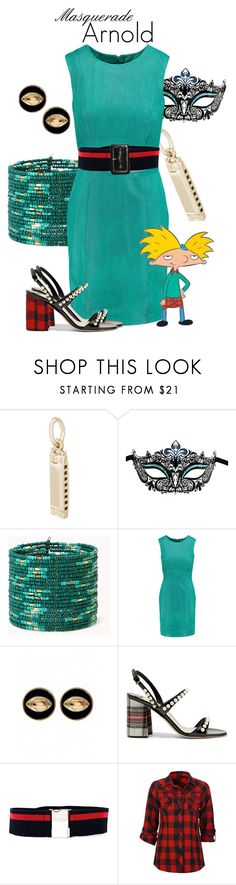 """""""Masquerade: Arnold"""" by jivy44 ❤ liked on Polyvore featuring Rembrandt Charms, Masquerade, Forever 21, MuuBaa, Pendleton, Fornash, Miu Miu, Erika Cavallini Semi-Couture and Full Tilt"""