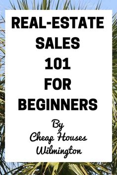 It literally blows my mind how complicated people have made real-estate sales. Remember this: When people make things wayyyyy more complicated they are usually trying to rip you off!Sales is like working out. There's no secret to it. You lift weights consistently for long periods of time, your muscles will grow. In sales, you consistently …