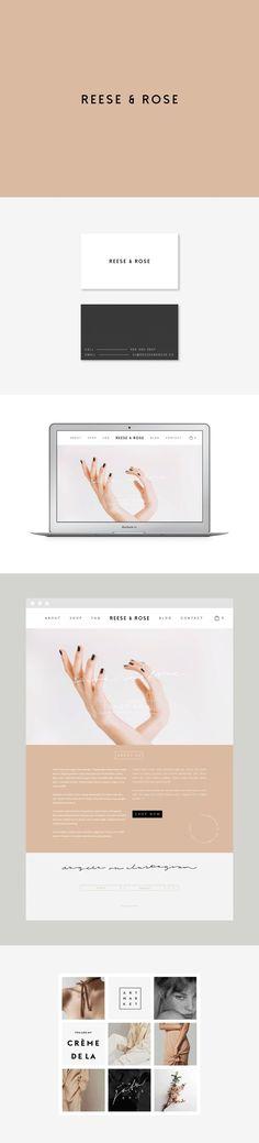 Branding design and identity by Savanna Hunter-Reeves.