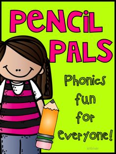 Phonics Fun for Everyone! #Teach123 #TPT $Paid