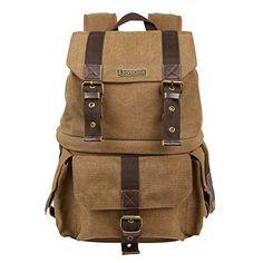 DSLR Camera Backpack - Evecase Laptop SLR Camera Len kits... https://www.amazon.com/dp/B00QWVX88W/ref=cm_sw_r_pi_dp_x_rbkuybQ1099GX
