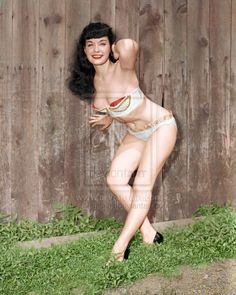 Bettie Page 029 by *littlemickey and *louiseb35 on deviantART