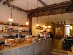 Fabrica 584, London #cafe