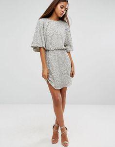 607e6481f73d Discover Fashion Online Sequin Kimono