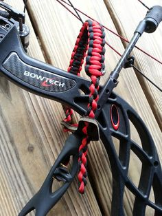 Paracord Bow Wrist Sling