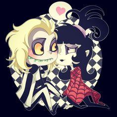 Bettlejuice & Lydia