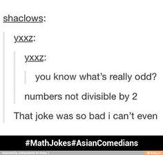 #MathJokes#AsianComedians