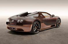 A Bugatti le quitan los coches de las manos - Foto 1 de 2