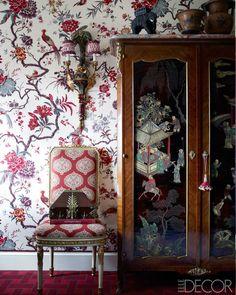 great pattern layering by Alex Papachristidis