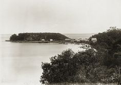 Fort Hill, Port Darwin c1889 Iron Ore, Darwin, Australia, River, History, World, Buildings, Outdoor, Room