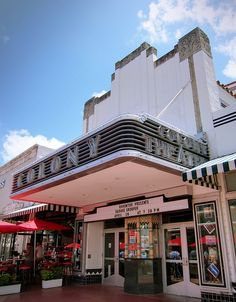 Art Deco Theatre