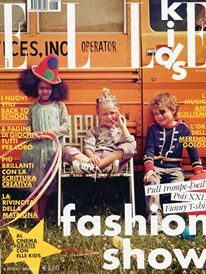#kids #styling #cute #fashion #hipsters #ELLE