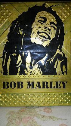 Caja Bob Marley