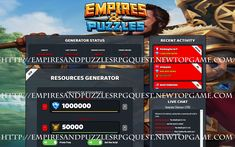 empires and puzzles free hacks no downloads