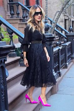 Rachel Bilson, Sarah Jessica Parker, Carrie Bradshaw Outfits, Carrie Bradshaw Style, Tokyo Fashion, Star Fashion, Fashion Outfits, Womens Fashion, Kendall Jenner Outfits