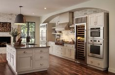Beautiful Kitchen Ideas      Kitchen is a place used for cooking and serving. If your bed room, living room and gardens are very stylish an...