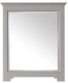 Westcliffe Mirror - Bathroom Mirror - Vanity Mirror - Rectangular Mirror | HomeDecorators.com