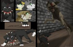 Warriors- Eyes of a Raven- Page 100 +101 Next: E.O.A.R - Page 102 Previous:  First: E.O.A.R- Cover (RED I cannot believe I've done it... 100 pages!?! Thank you guys for supporting this co...