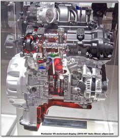 Motorizado Pentastar V6